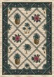 Product Image of Floral / Botanical Pearl Mist (1000)  Area Rug