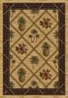 Product Image of Floral / Botanical Golden Topaz (4000)  Area Rug
