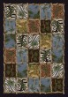 Product Image of Floral / Botanical Onyx (13000) Area Rug