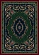 Product Image of Traditional / Oriental Sapphire Garnet (10000)  Area Rug