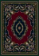 Product Image of Traditional / Oriental Sapphire Emerald (11001)  Area Rug