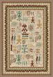 Product Image of Southwestern / Lodge Pearl Mist (1000)  Area Rug