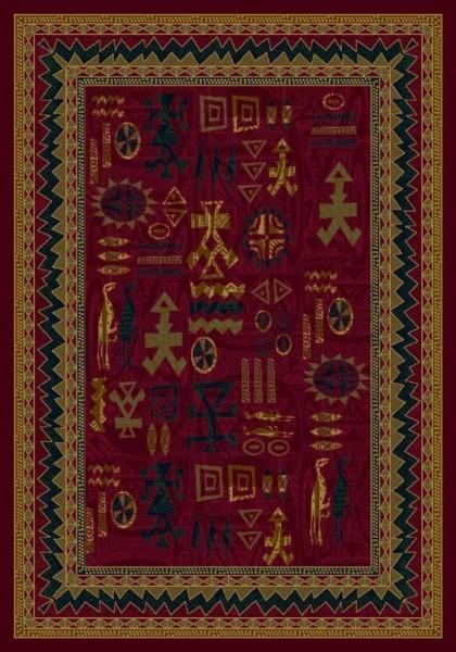 Garnet (10000) Moroccan Area Rug