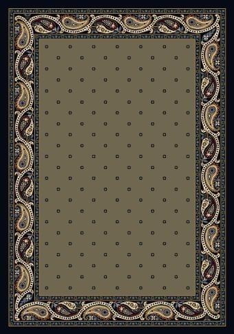 Sage Indigo (4701)  Traditional / Oriental Area Rug