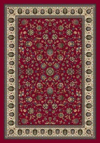Ruby (8000)  Traditional / Oriental Area Rug