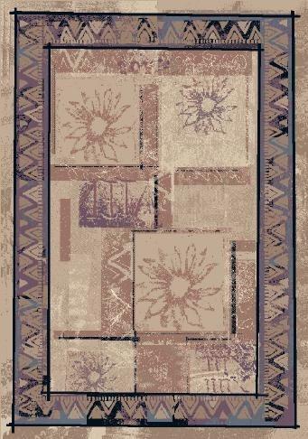 Rose Sandstone (3001)  Contemporary / Modern Area Rug