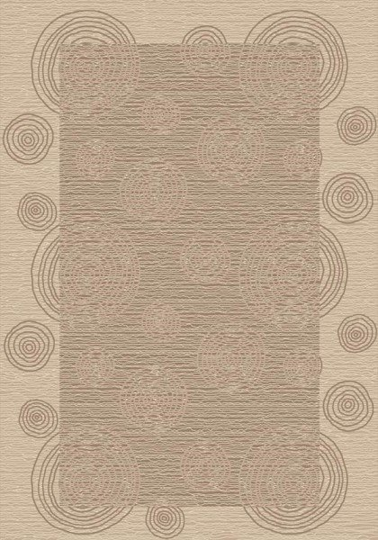 Pearl Mist (1000)  Contemporary / Modern Area Rug