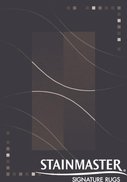 Ebony (24)  Contemporary / Modern Area Rug