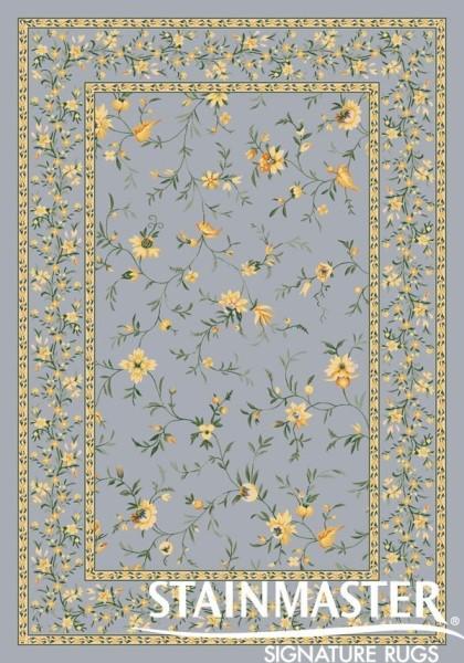 Storm (04)  Floral / Botanical Area Rug