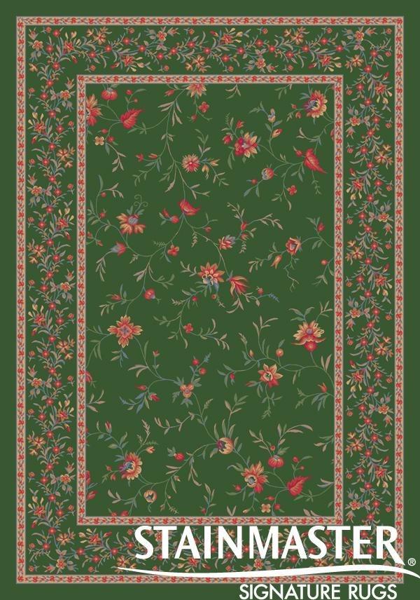Forest (106)  Floral / Botanical Area Rug