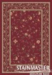 Product Image of Floral / Botanical Rust (788)  Area Rug