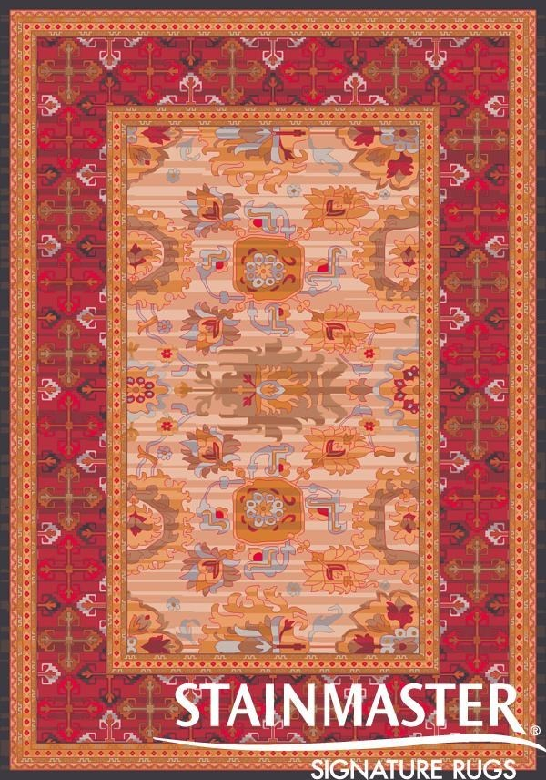 Wheat (27)  Southwestern / Lodge Area Rug