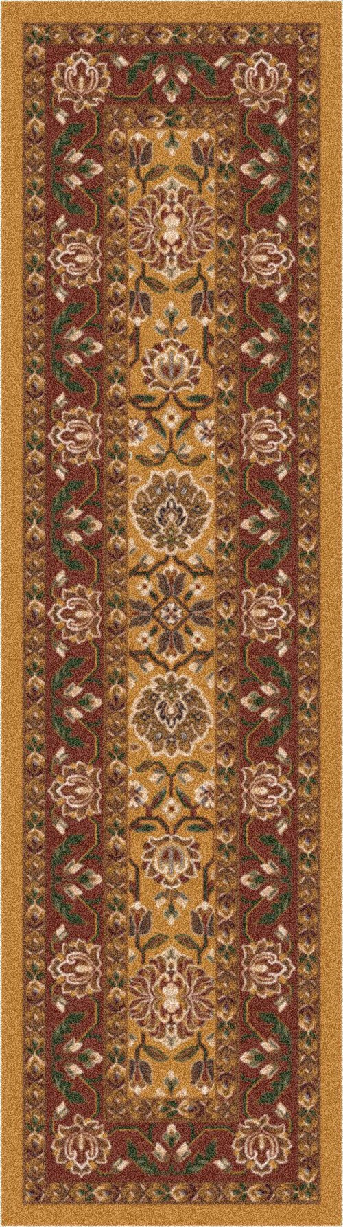 Spice Gold (167)  Traditional / Oriental Area Rug