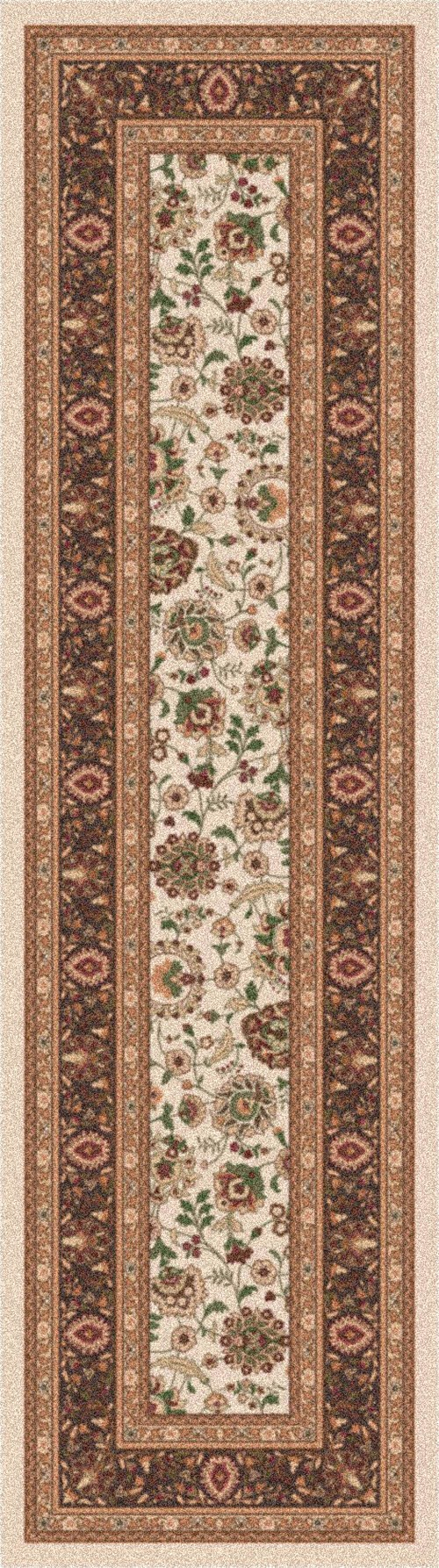 Sand (13)  Traditional / Oriental Area Rug