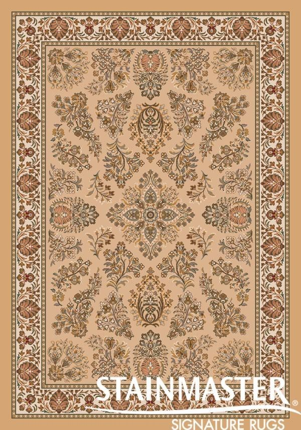 Gold (319)  Traditional / Oriental Area Rug