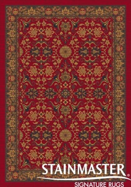 Red Cinnamon (478)  Traditional / Oriental Area Rug