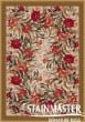 Product Image of Floral / Botanical Curry (34) Area Rug