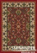 Product Image of Traditional / Oriental Indian Red (235) Area Rug