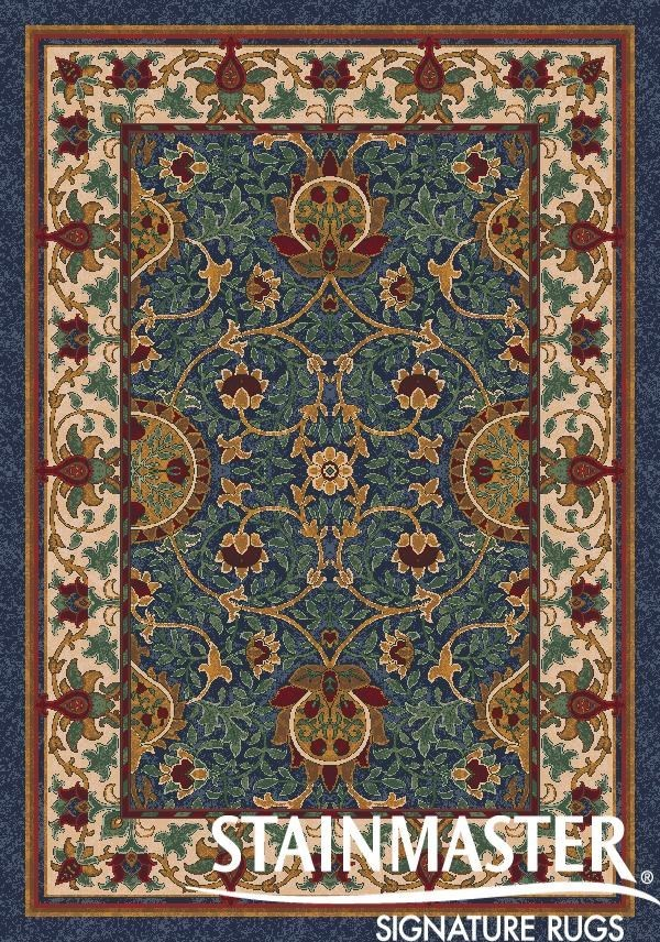 Midnight (278) Traditional / Oriental Area Rug
