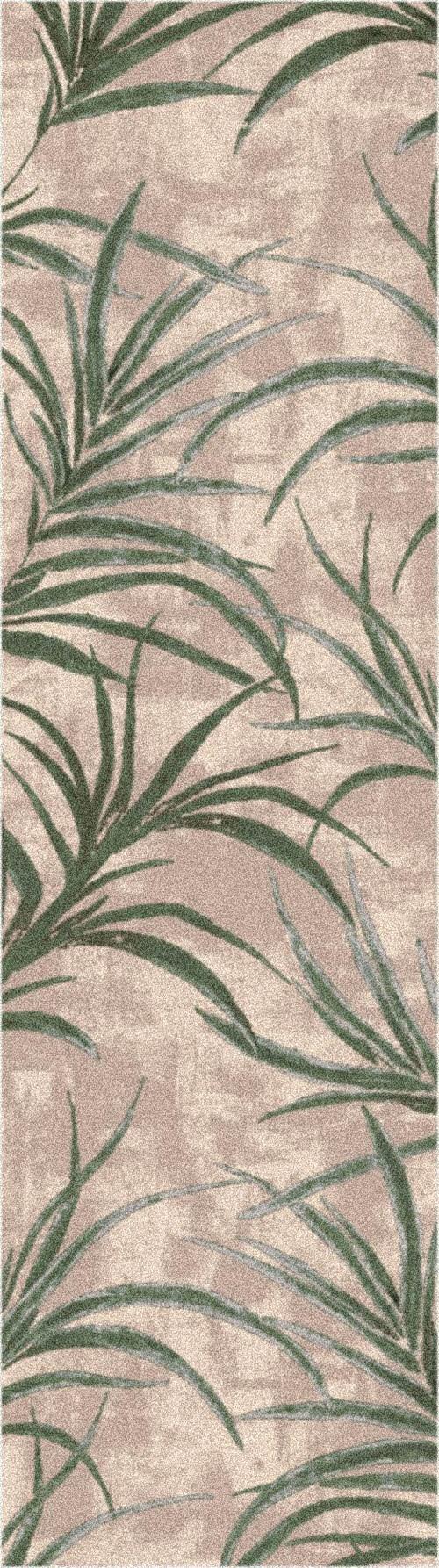 Alabaster (25)  Floral / Botanical Area Rug