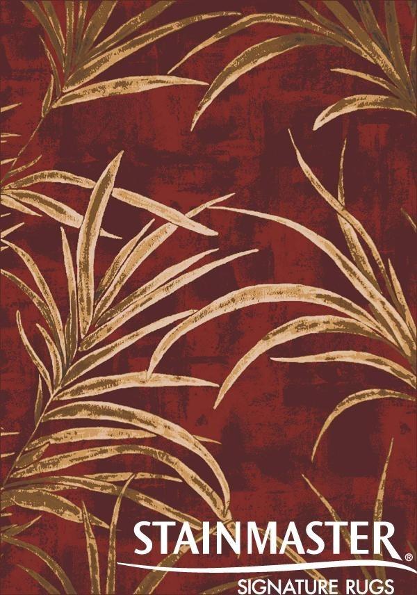 Russet (490) Floral / Botanical Area Rug