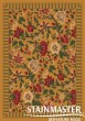 Product Image of Floral / Botanical Gold (47)  Area Rug