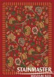 Product Image of Floral / Botanical Indian Red (235)  Area Rug