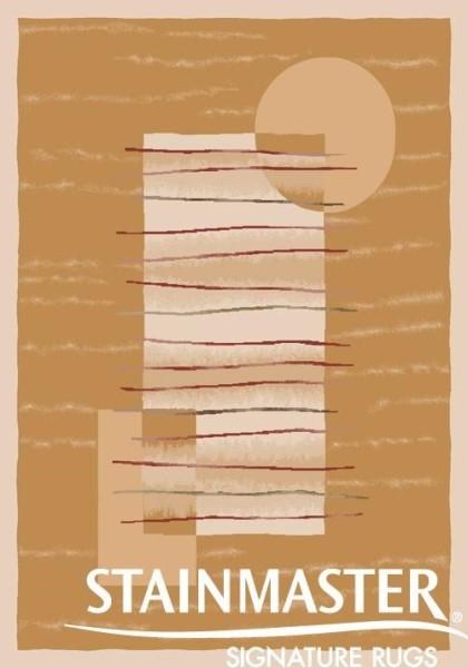 Sand (13)  Contemporary / Modern Area Rug