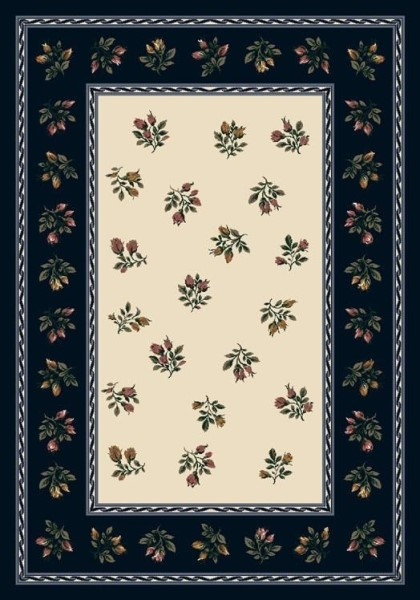 Sapphire (12000)  Floral / Botanical Area Rug