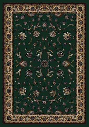 Emerald (11000)  Traditional / Oriental Area Rug