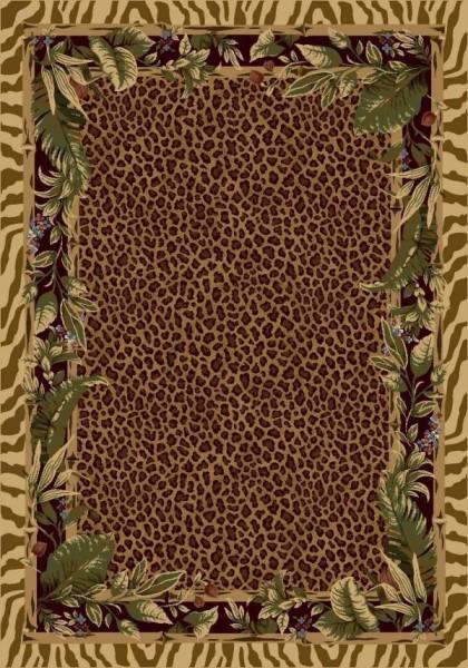 Pale Topaz (4210)  Floral / Botanical Area Rug