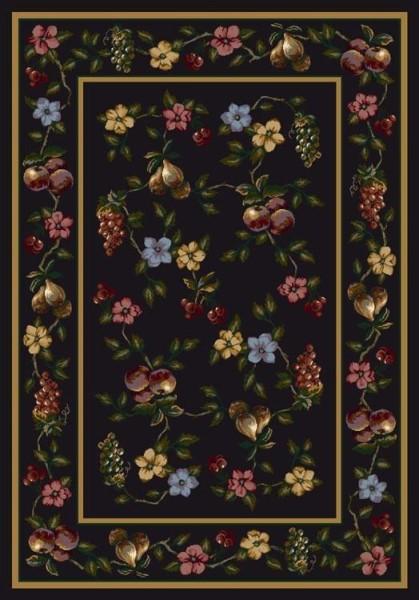 Onyx (13000)  Floral / Botanical Area Rug