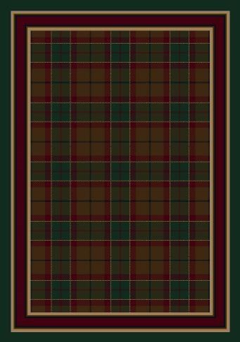 Milliken Signature Magee Tartan 7323 Rugs Rugs Direct