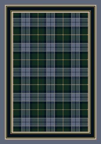 Lapis (7000)  Geometric Area Rug