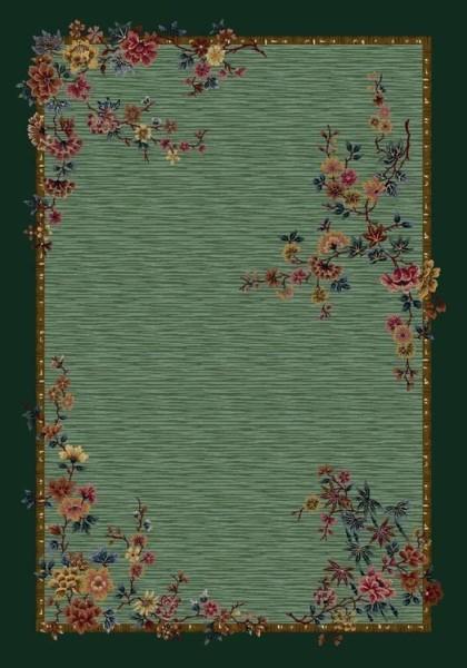 Peridot (6000)  Floral / Botanical Area Rug