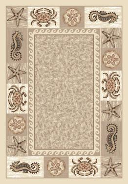 Opal (2000)  Beach / Nautical Area Rug