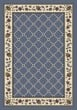 Product Image of Bordered Lapis (7000)  Area Rug