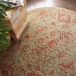 Product Image of Light Green Vintage / Overdyed Area Rug