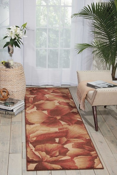 Nourison Somerset St 85 Rugs Floral Area Rugs Rugs Direct