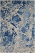 Product Image of Contemporary / Modern Blue Area Rug