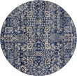 Product Image of Navy Blue Traditional / Oriental Area Rug