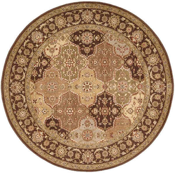 Sage, Ivory Traditional / Oriental Area Rug