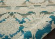 Product Image of Ivory, Teal Traditional / Oriental Area Rug
