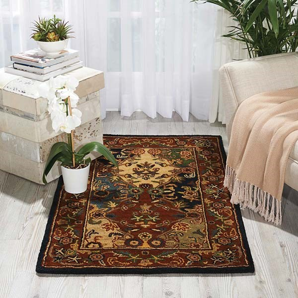 Nourison India House Ih 23 Area Rugs