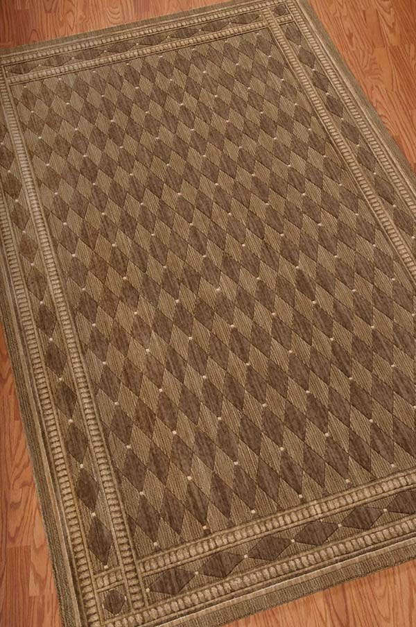 Cocoa Transitional Area Rug