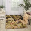 Product Image of Plum Floral / Botanical Area Rug