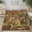 Product Image of Khaki Floral / Botanical Area Rug