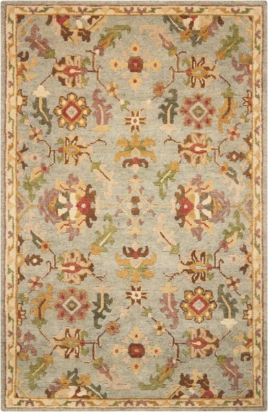 Seaglass Traditional / Oriental Area Rug