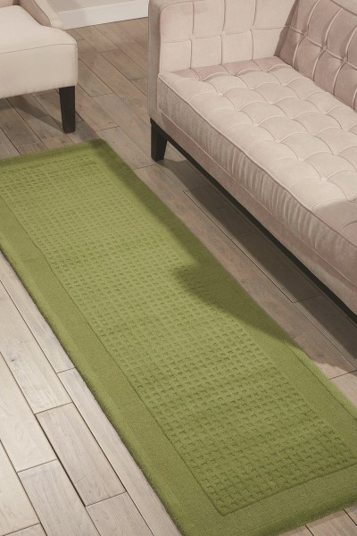 Lime Casual Area Rug