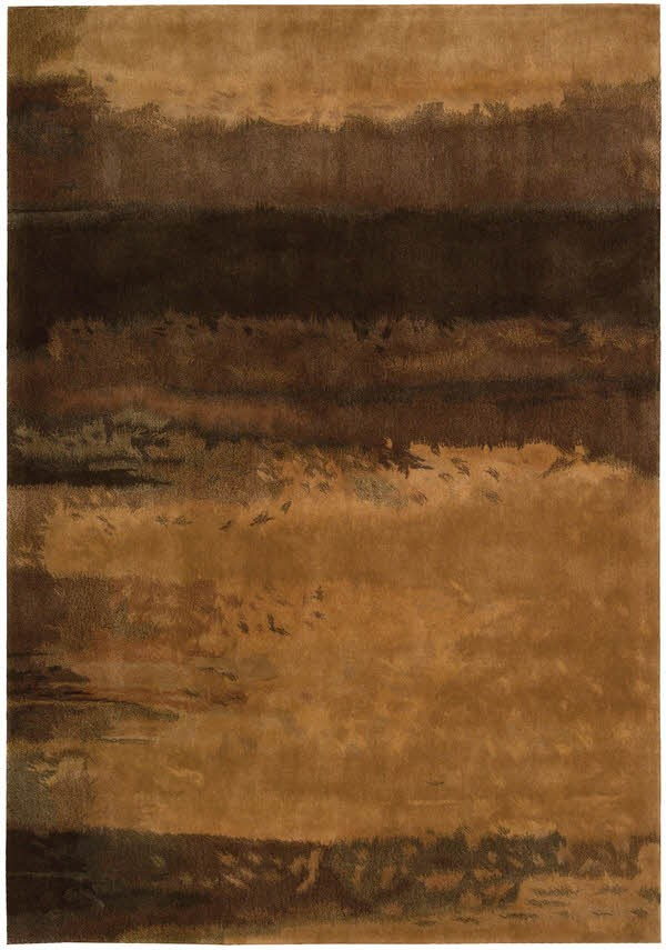 Copper (SW-09) Transitional Area Rug